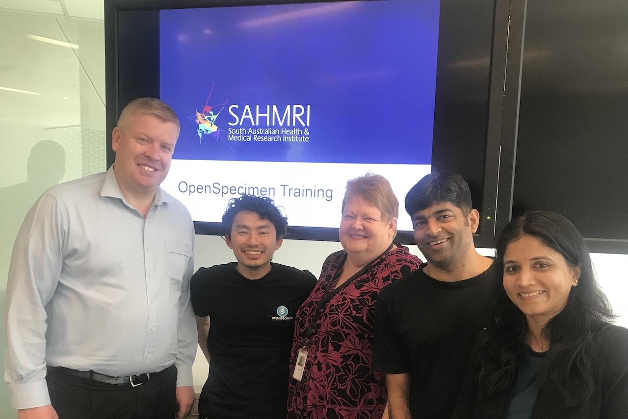 sample management software_SAHMRI case study